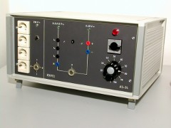 The AS-34 is a mobile power supply with safe voltages, produced by Edutec.